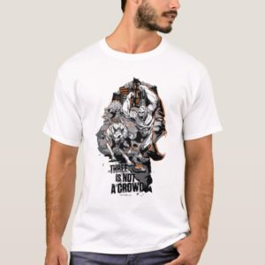 RAMPAGE   Three is Not a Crowd T-Shirt