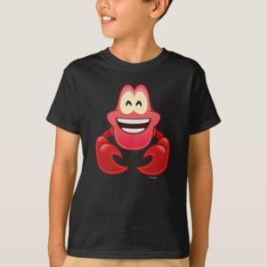 Little Mermaid Emoji | Sebastian T-Shirt