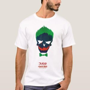 Suicide Squad | Joker Head Icon T-Shirt