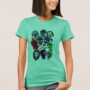 Suicide Squad   Group Toss T-Shirt