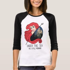 Ariel Atlantis Graphic - Under The Sea T-Shirt