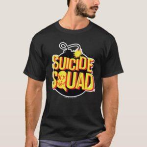 Suicide Squad | Bomb Logo 2 T-Shirt