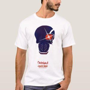 Suicide Squad | Deadshot Head Icon T-Shirt