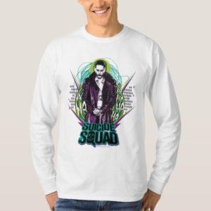 Suicide Squad | Joker Retro Rock Graphic T-Shirt