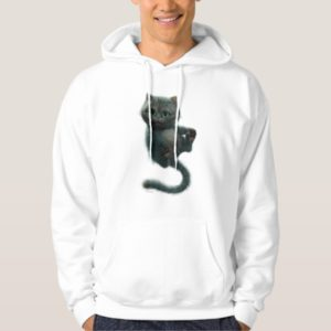 Cheshire Cat | Kitten Chessur Hoodie