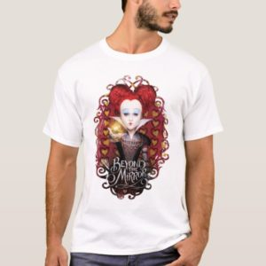 The Red Queen   Beyond the Mirror T-Shirt