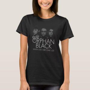 Orphan Black | Three Sestras Silhouette T-Shirt