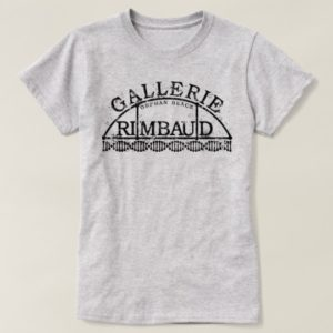 Orphan Black Gallerie Rimbaud T-Shirt