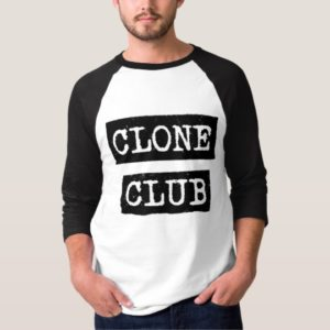 Orphan Black   Clone Club Typography T-Shirt