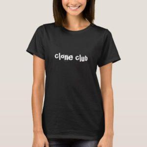 Clone Club Orphan Black T-shirt