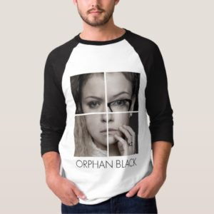 Orphan Black   Clone Collage T-Shirt