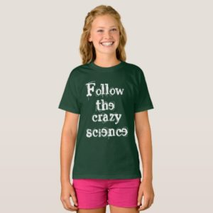 Orphan Black quote follow crazy science fun distre T-Shirt