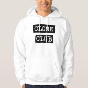 Orphan Black   Clone Club Typography Hoodie
