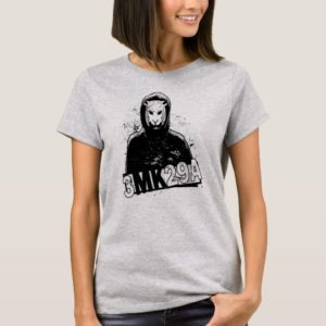 3mk29a Lamb Mask T-Shirt