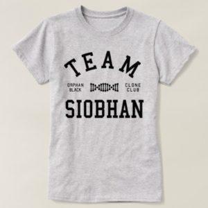 Orphan Black Team Siobhan T-Shirt