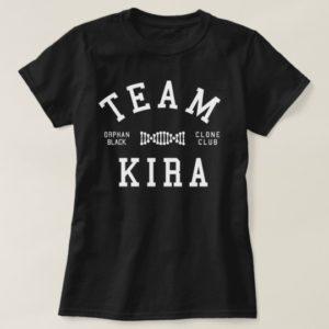 Orphan Black Team Kira T-Shirt