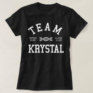 Orphan Black Team Krystal T-Shirt