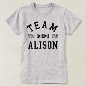 Orphan Black Team Alison T-Shirt
