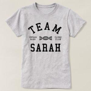 Orphan Black Team Sarah T-Shirt