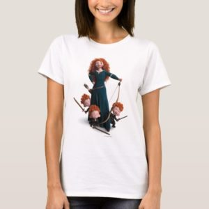 Merida and the Triplets T-Shirt