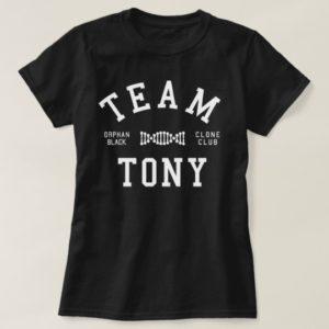 Orphan Black Team Tony T-Shirt