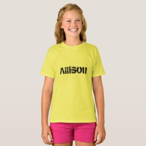 Allison character from Orphan Black TV show T-Shirt