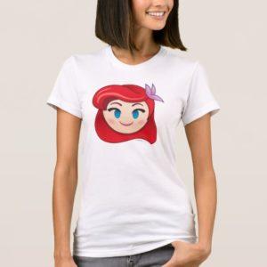 Little Mermaid Emoji | Princess Ariel T-Shirt
