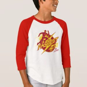 The Flash   The Fastest Man Alive T-Shirt