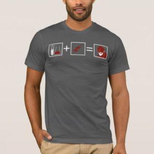The Flash   Flash Equation T-Shirt