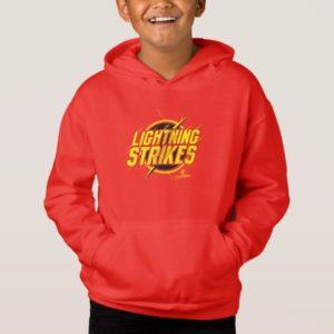 "The Flash | ""Lightning Strikes"" Graphic Hoodie"