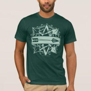 Arrow | Starling City Arrow Badge T-Shirt