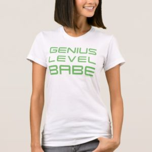 Arrow | Genius Level Babe T-Shirt