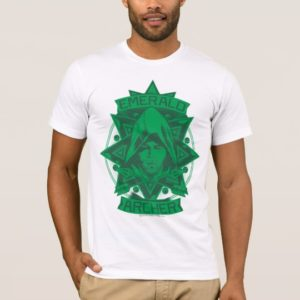 Arrow | Emerald Archer Graphic T-Shirt