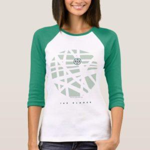 Arrow   The Glades City Map T-Shirt