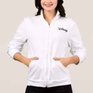 Disney Black Logo Jacket