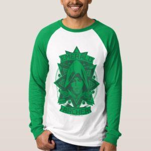 Arrow | Emerald Archer Graphic T-Shirt