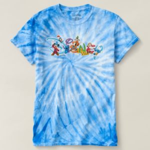 Disney Family Vacation Logo | 2-Sided Unisex T-shirt