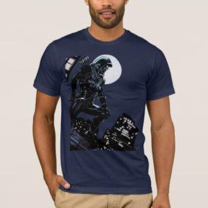 Arrow   Green Arrow In Moonlight T-Shirt