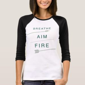 Arrow | Breathe Aim Fire T-Shirt
