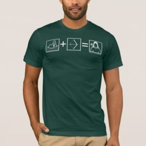 Arrow | Green Arrow Equation T-Shirt