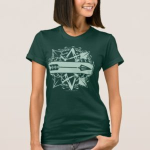 Arrow | Starling City Arrow Badge T-Shirt