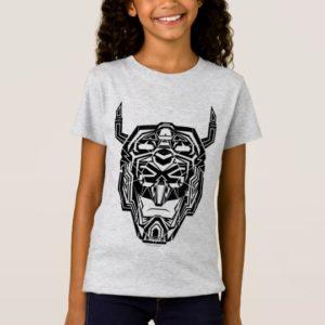 Voltron   Voltron Head Fractured Outline T-Shirt