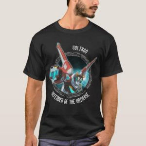 Voltron | Red Lion Plasma Beam T-Shirt