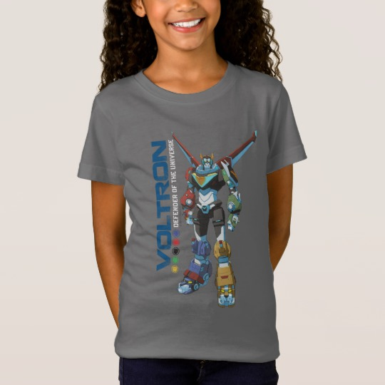 5edb50bf4 Voltron | Defender of the Universe T-Shirt - Custom Fan Art
