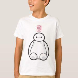 Classic Baymax Sitting Graphic T-Shirt