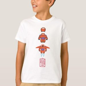 Baymax Orange Super Suit T-Shirt