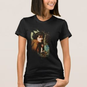 FRODO™ Mixed Media Vector Collage T-Shirt