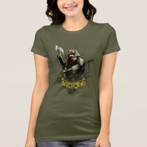 GIMLI™ With Ax Vector Collage T-Shirt