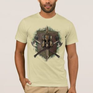 Army Of Dwarves Weaponry T-Shirt