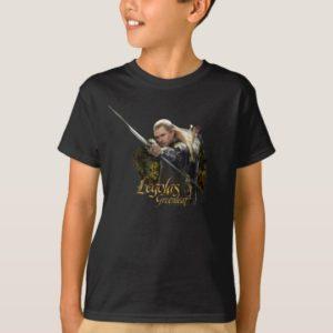 LEGOLAS GREENLEAF™ Drawing Bow Graphic T-Shirt